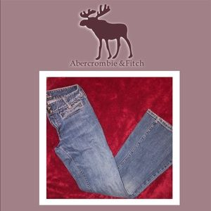 Vintage Abercrombie Flare Jeans